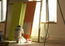 pintar puertas de madera